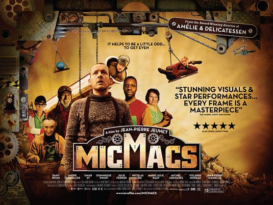 Micmacs – – Official Trailer