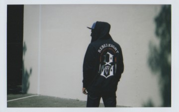 REBEL8 2013 Fall/Winter Lookbook Polaroids