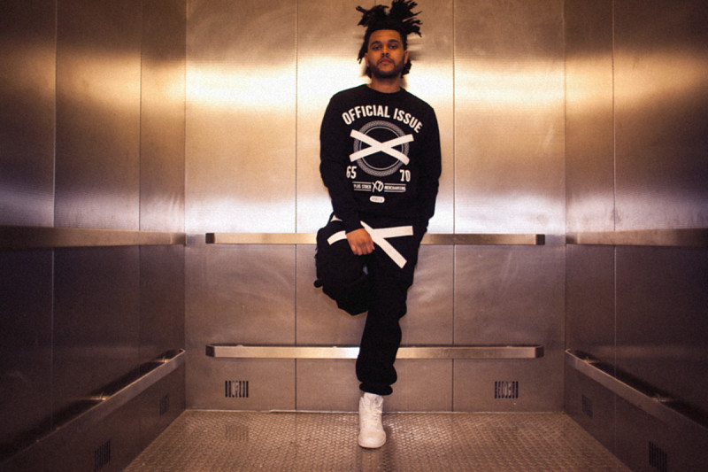 The Weeknd Sweaters