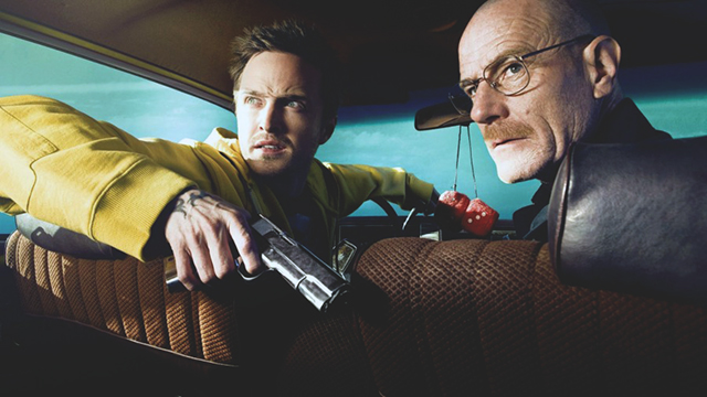 Breaking Bad Facebook Lookback – Walter White