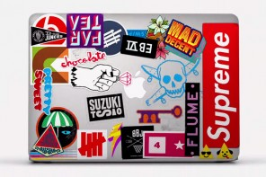 Apple X Hudson Mohawke X Stickers