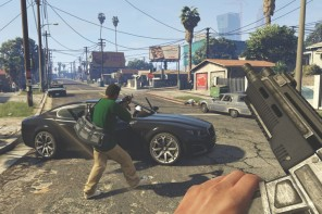 The GTA V Reboot Gets a First Person Mode!