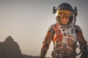 The Martian – Official Trailer